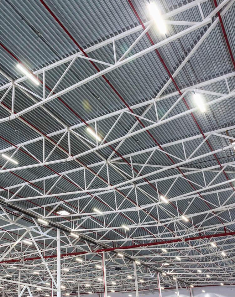 Commercial LED Lighting Solution